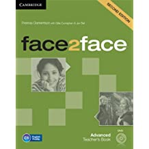 face2face Advanced Teacher's Book with DVD Second Edition