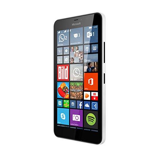 Microsoft Lumia 640 XL Dual-SIM LTE Smartphone - 5