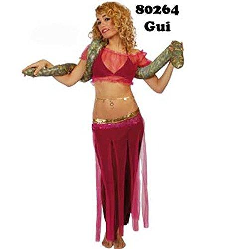 Imagen de disfraz bailarina con serpiente
