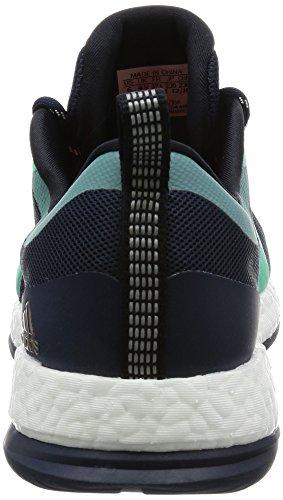 adidas Pure Boost X Tr 2, Scarpe da Corsa Donna Blu ( Maruni/Negbas/Versen)