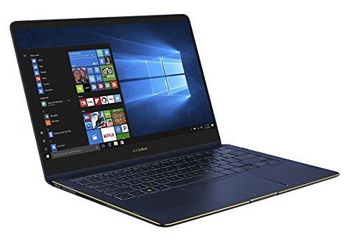 ASUS ZenBook Flip 13.3-Inch Laptop - (Blue) (Intel i7-7500U, 8 GB RAM, 512 GB SSD, UHD Graphics 620 Graphics, Windows 10 Home)