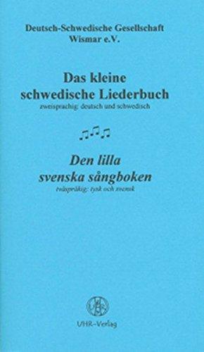 Das kleine schwedische Liederbuch /Den lilla svenska sångboken: Dt. /Schwed.: Alle Infos bei Amazon
