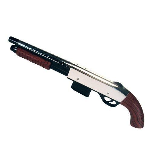 Softair-Gewehr Pumpgun CA870-B 6mm Munition mehrfarbig Kinder-Gewehr Spielzeug-Gewehr Air-Soft ab 14 Jahre unter 0,5 Joule