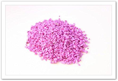 Grain coloré fuschia 3/5 en sac de 1kg