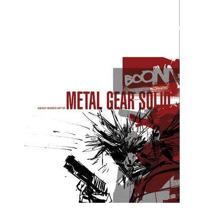Art of Metal Gear Solid (Hardback) - Common (Neue Gear Metal Solid)