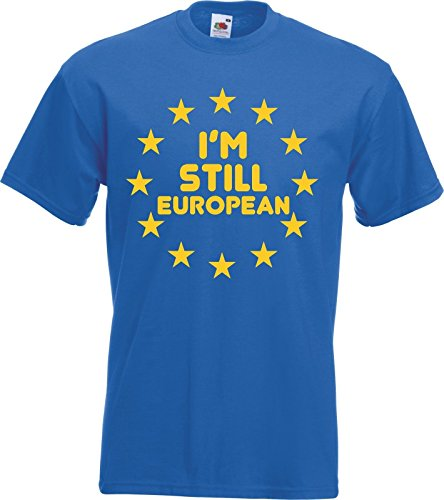 I'm Still European - Brexit Remain T-Shirt Vote EU Referendum European