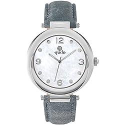 Qudo Gela Ladies 'Watch Grey/Silver 803251