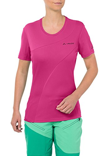 VAUDE Damen T-Shirt Women's Moab Shirt Grenadine