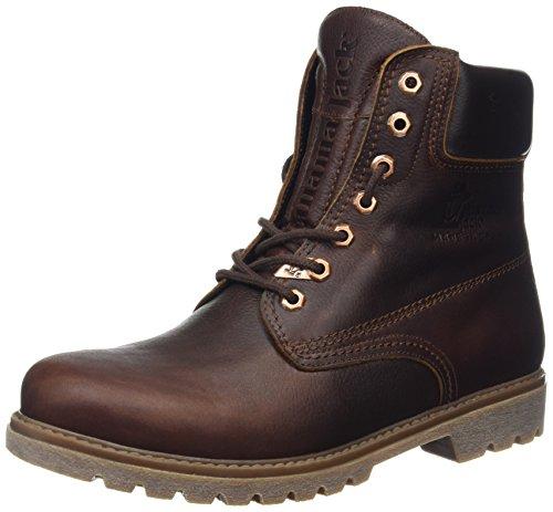 Panama Jack Herren Panama 03 Kurzschaft Stiefel, Braun (Chesnut C52), 41 EU (Womens Snow Boots Clearance)