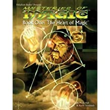 Mysteries of Magic Book One: The Heart of Magic by Mark Hall (2009-05-04)