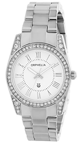 Orphelia Women's Quartz Watch 12501 with Metal Strap