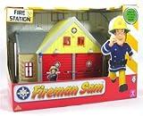 "Sam le Pompier - Caserne + 1 figurine articulée ""Elvis"""