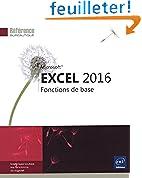 Excel 2016 - Fonctions de base