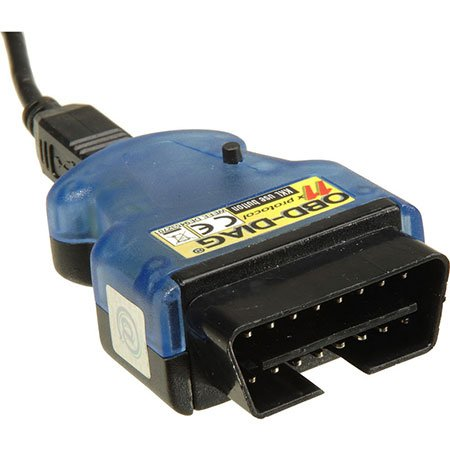 OBD-2-Interface OBD-DIAG AGV 4000 inkl. Diagnosesoftware moDIAG expert
