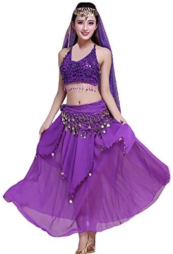 Damen Fasching Tanzkostüme Elegant Erwachsene Darstellende Künste Indisch -