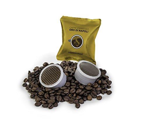 LaCompatibile LAVAZZA ESPRESSO POINT(R) - 400 Capsule Compatibili Caffè Oro di Napoli