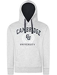Cambridge University Sweatshirt Official Licence Embroidered Unisex Jumper NEW