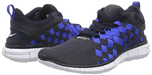 Nike NIKE FREE OG 14 WOVEN Herren Sneakers Blau (DRK OBSDN/WHITE-MID NVY-GM RYL 401)