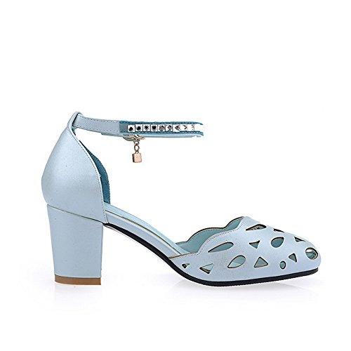 Adee , Sandales pour femme Bleu