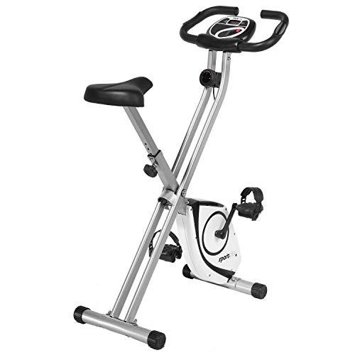 SportPlus - Vélo d'Appartement - Pliable  et ultra compact - Plusieurs Modèles disponibles - de 8...