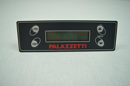 Display passt zu Palazzetti Pelletofen