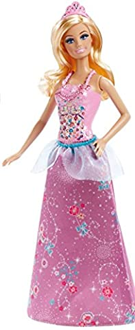 Barbie Fairy Fashion Mix And Match Doll Long Purple Skirt