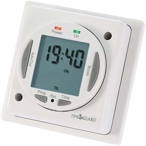 Timeguard NTT03 - Calentador de inmersión con temporizador (programación de 24 horas y 7 días)