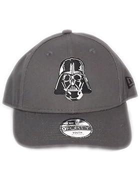 Cappellino New Era – 9Forty Star Wars Lic1052 grigio/nero formato: Cadetti
