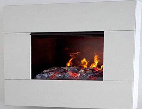 Maisonfire - fumetto bianco - caminetto elettrico ad acqua
