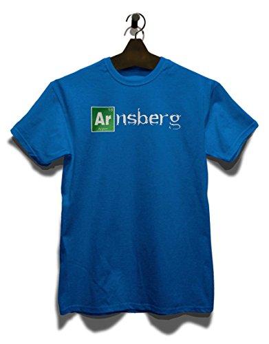 Arnsberg T-Shirt Royal Blau