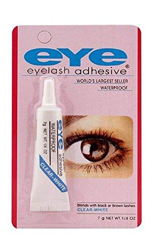 Glamzone Waterproof False Eyelashes Glue