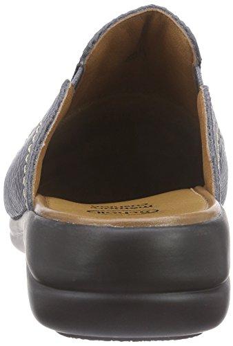 Scholl New Toffee Dk. Grey, Pantoufles non doublées femme Gris (dk. Grey)