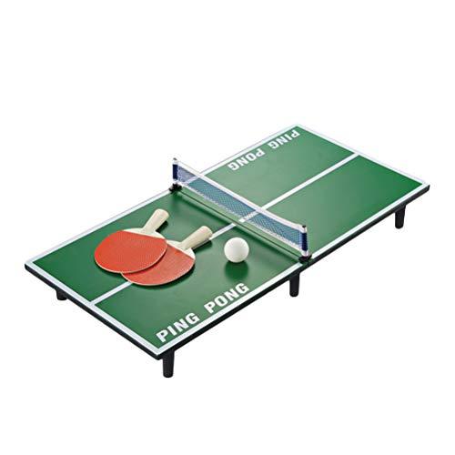 LIOOBO Mesa Ping Pong Mesa Ping Pong Juego Pelota