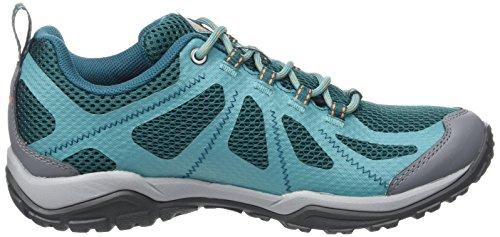 Columbia Peakfreak Xcrsn Ii Xcel W, Chaussures Multisport Outdoor Femme Turquoise (Deep Wave/valencia 314)