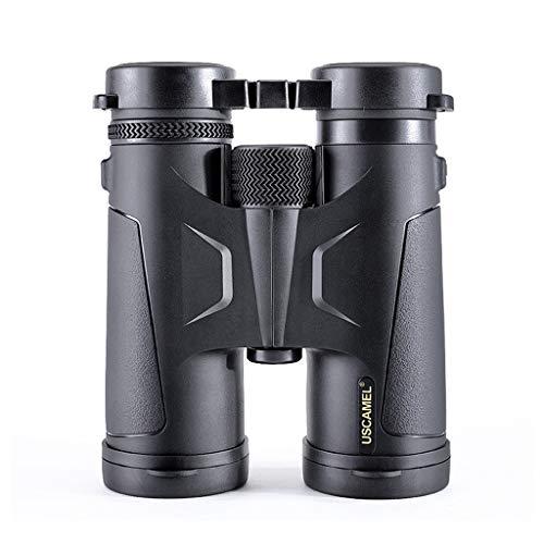 XL- 10X42 Kompakte Ferngläser für die Vogelbeobachtung, wasserdicht, weites Sichtfeld, bessere und hellere Aufnahmen in Ultra HD