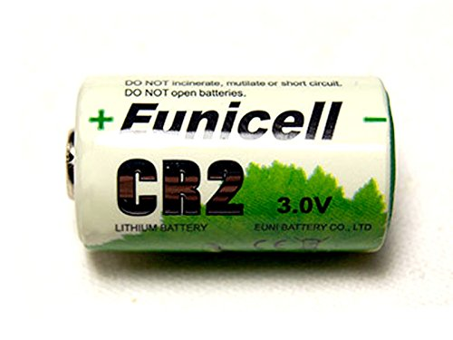 Pile CR2 Lithium (CR15270) 3V 800mAh Eunicell