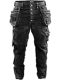 """Blakläder Handwerker-Bundhose """"Low Crotch x1900"""" Größe D116, 1 Stück, schwarz, 199911419900D116"""