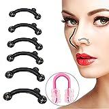 Nasenformer, Nasenklammer Nasenclip Mode unsichtbare Nase heben Clip Shaper Shaping Werkzeug Glättung Beauty Kit von Filfeel