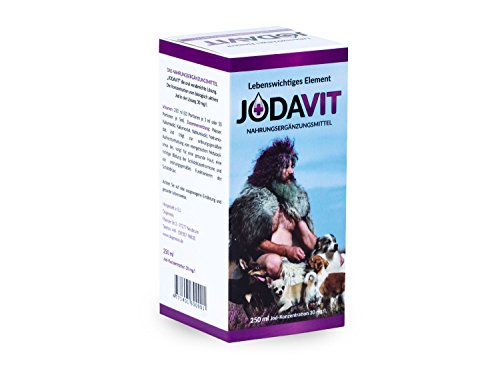 Robert Franz Jodavit 250ml - 2.5% Flüssig