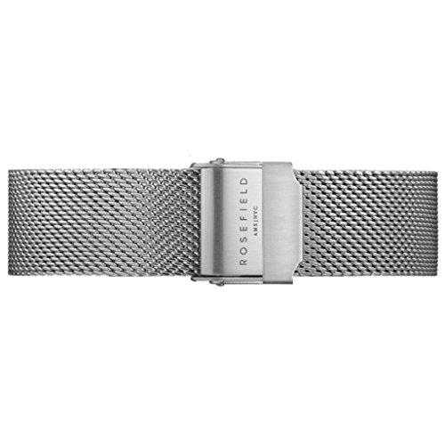 Rosefield Damen Edelstahl Uhrenarmband MSSS122