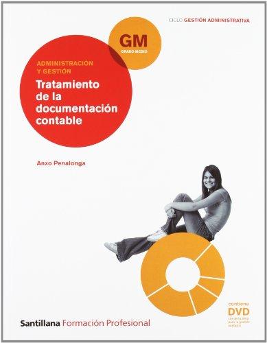 Tratamiento Doc. Contable + Dvd Castellano