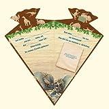 Mein erster Schultag - T-Rex World: Ein Erinnerungsbuch zum Einkleben und Ausmalen (Verkaufseinheit)