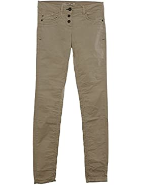 Tom Tailor Hose Boyfriend Relaxed Pants Gabardine Stretch Damen