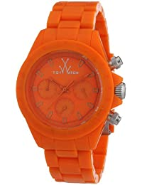 ToyWatch Unisex-Armbanduhr Chronograph verschiedene Materialien MO12OR