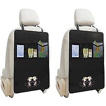 Auto Utensilo Rücksitz-Organizer für die Rückenlehne des Autositzes Sitzschoner