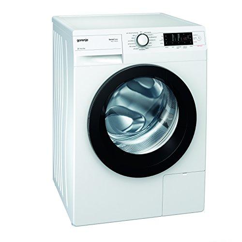 Gorenje W 8543 T Waschmaschine FL / A+++ / A+++ / 8 kg / 1400 UpM / schwarz / Totaler AquaStop /...