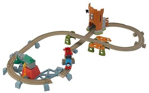 Mattel Fisher-Price y3418–Thomas et ses amis la recherche de la Couronne Kit de jeu