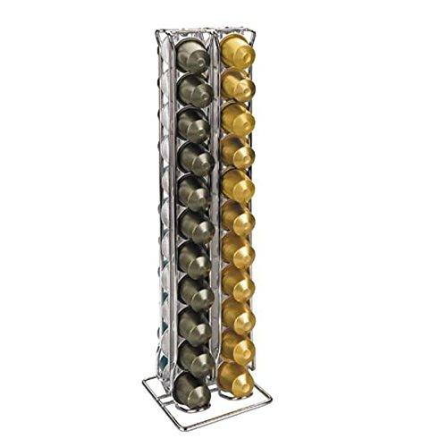 Ibili 780020 - Dispensador de cápsulas Fuji, 44 Cápsulas