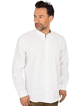 orbis Textil Trachtenhemd Stehkr
