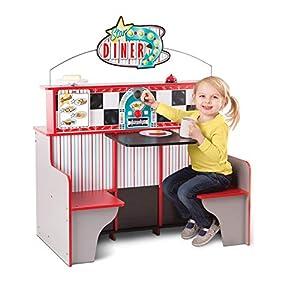 Melissa & Doug- Play House - Kitchens & Play Sets (Melissa and Doug 13951)